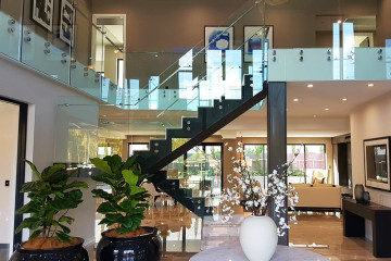 glass balustrades brisbane