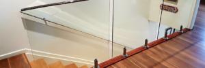 frameless balustrading in brisbane