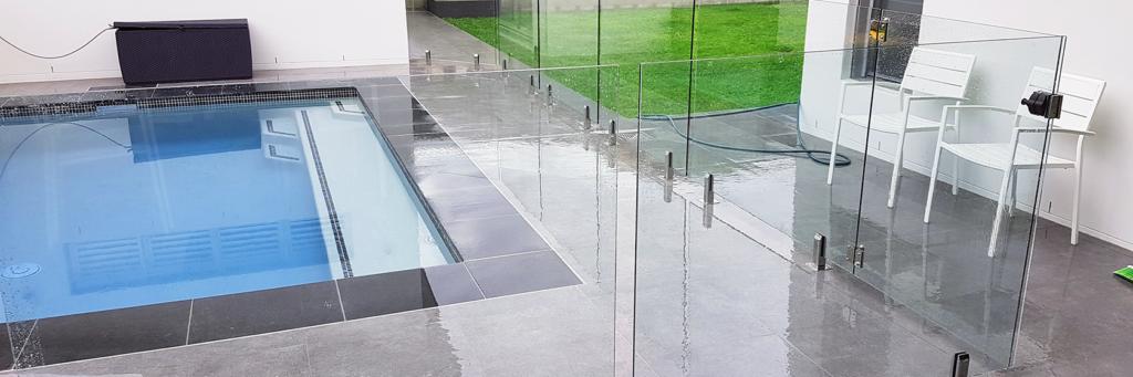 frameless glass pool fencing experts brisbane